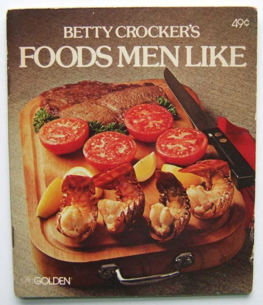 Image for Betty Crocker's Foods Men Like
