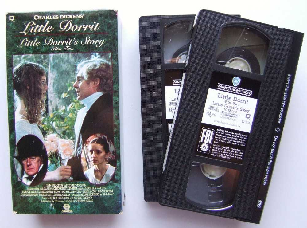 Image for Little Dorrit - Part Two: Little Dorrit's Story [VHS]