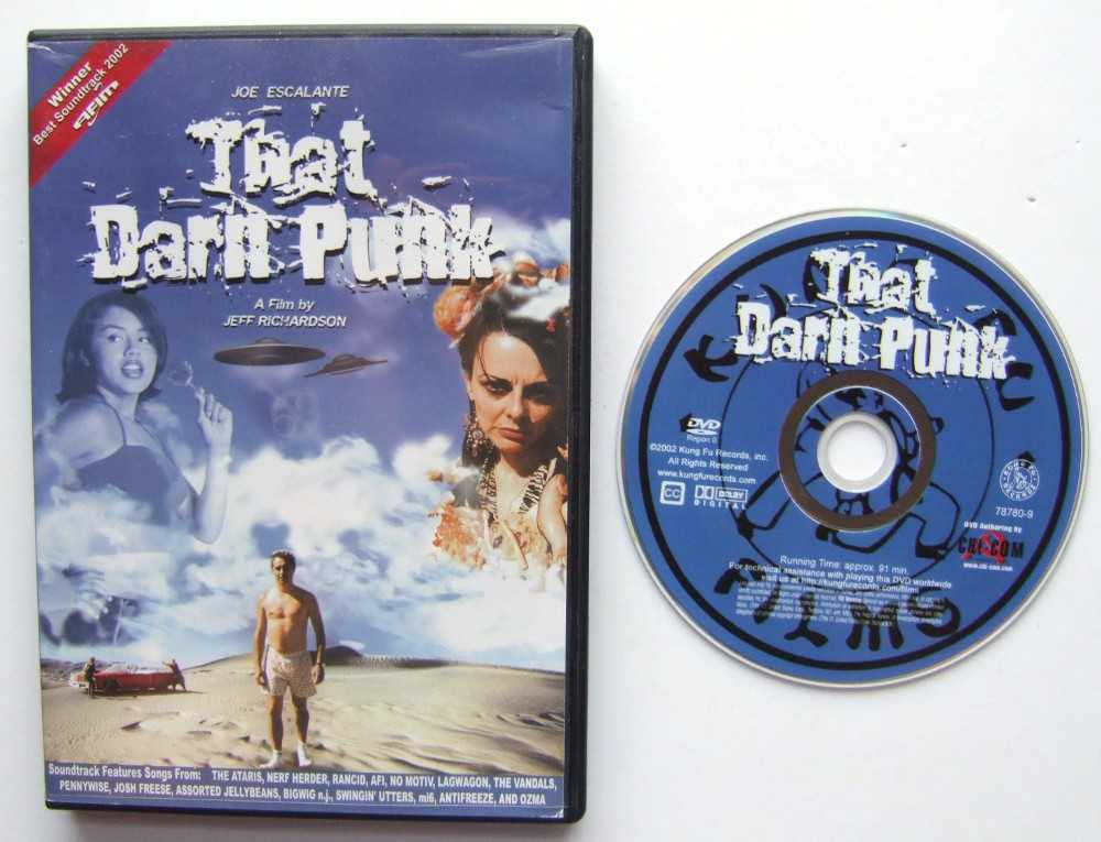 Image for That Darn Punk [DVD]