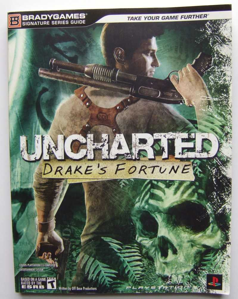 Image for Uncharted: Drake's Fortune Signature Series Guide