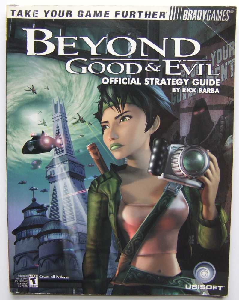Image for Beyond Good and Evil(TM) Official Strategy Guide (Bradygames Take Your Games Further)