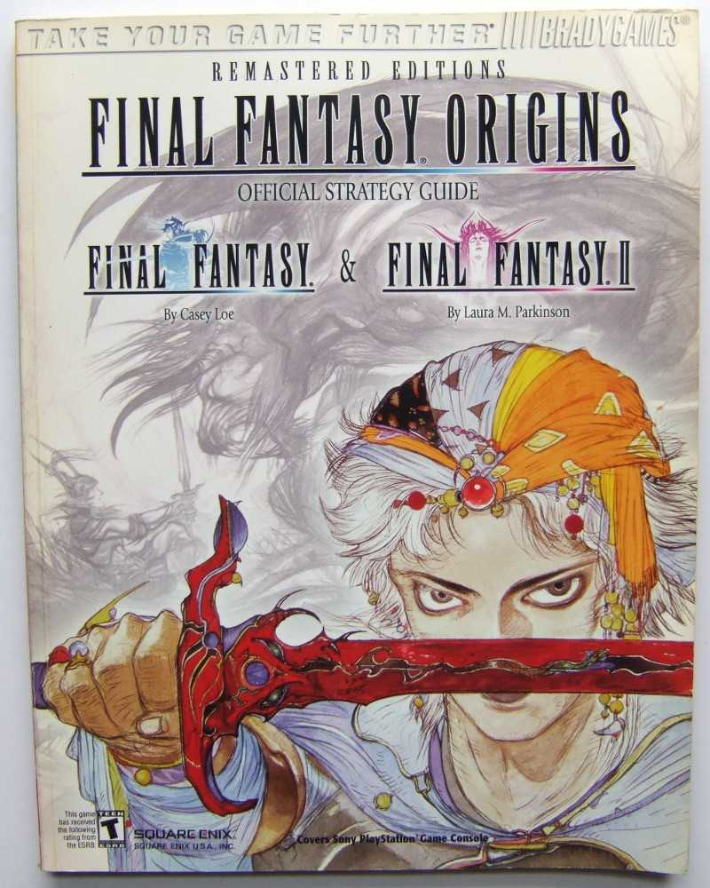 Image for Final Fantasy Origins: Official Strategy Guide