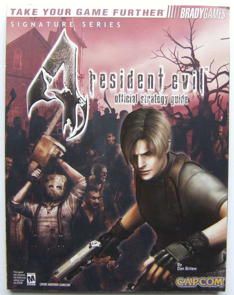 Image for Resident Evil 4 Official Strategy Guide (Bradygames Signature Series)