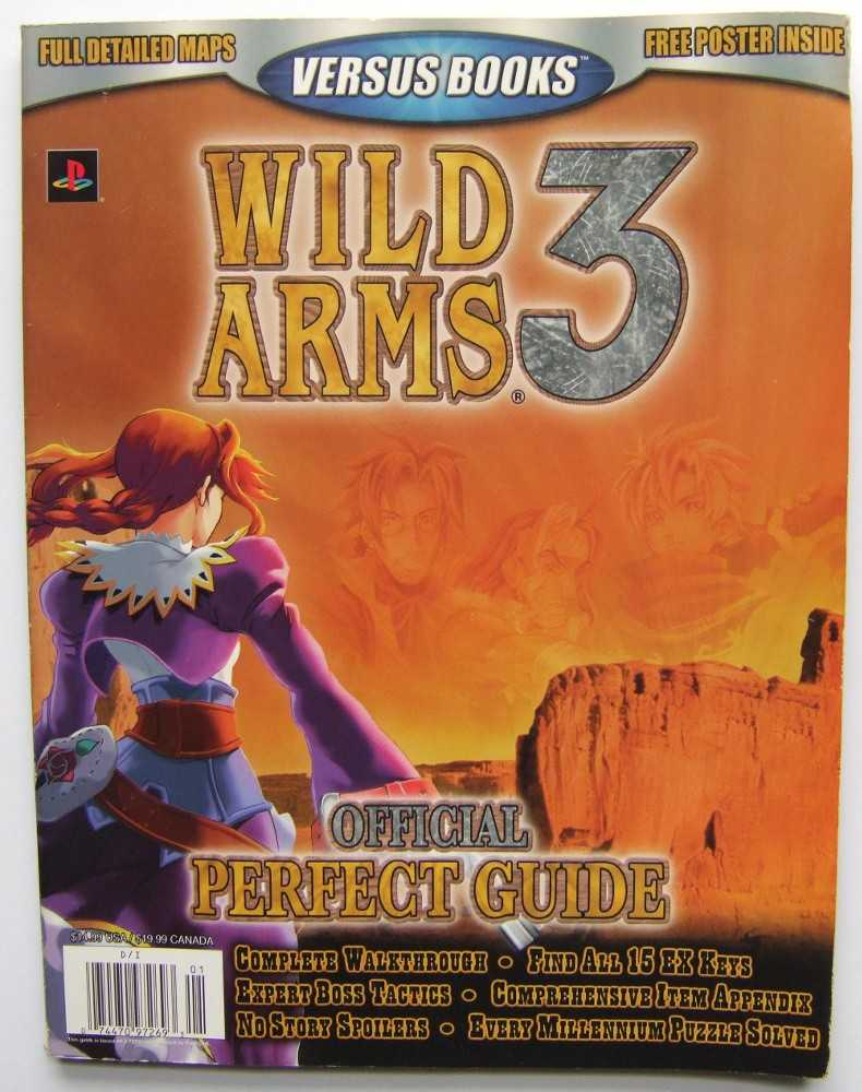 Image for Wild Arms 3 (Official Perfect Guide)