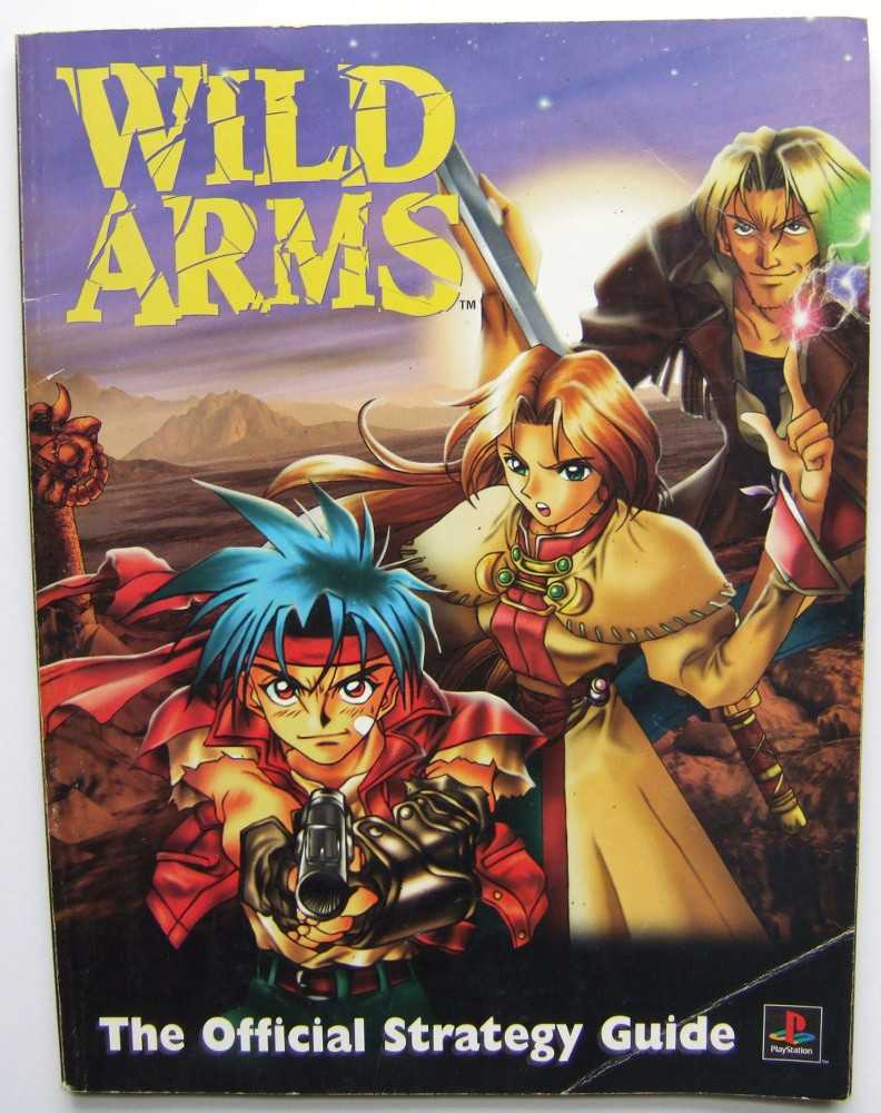 Image for Wild Arms: The Official Strategy Guide