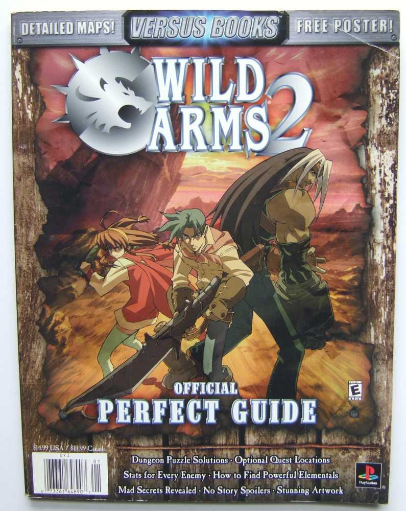 Image for Wild Arms 2 (Official Perfect Guide)