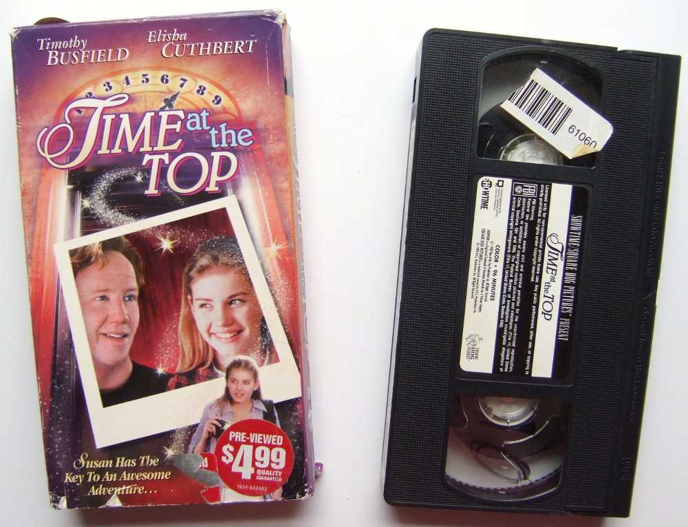 Image for Time at the Top [VHS]
