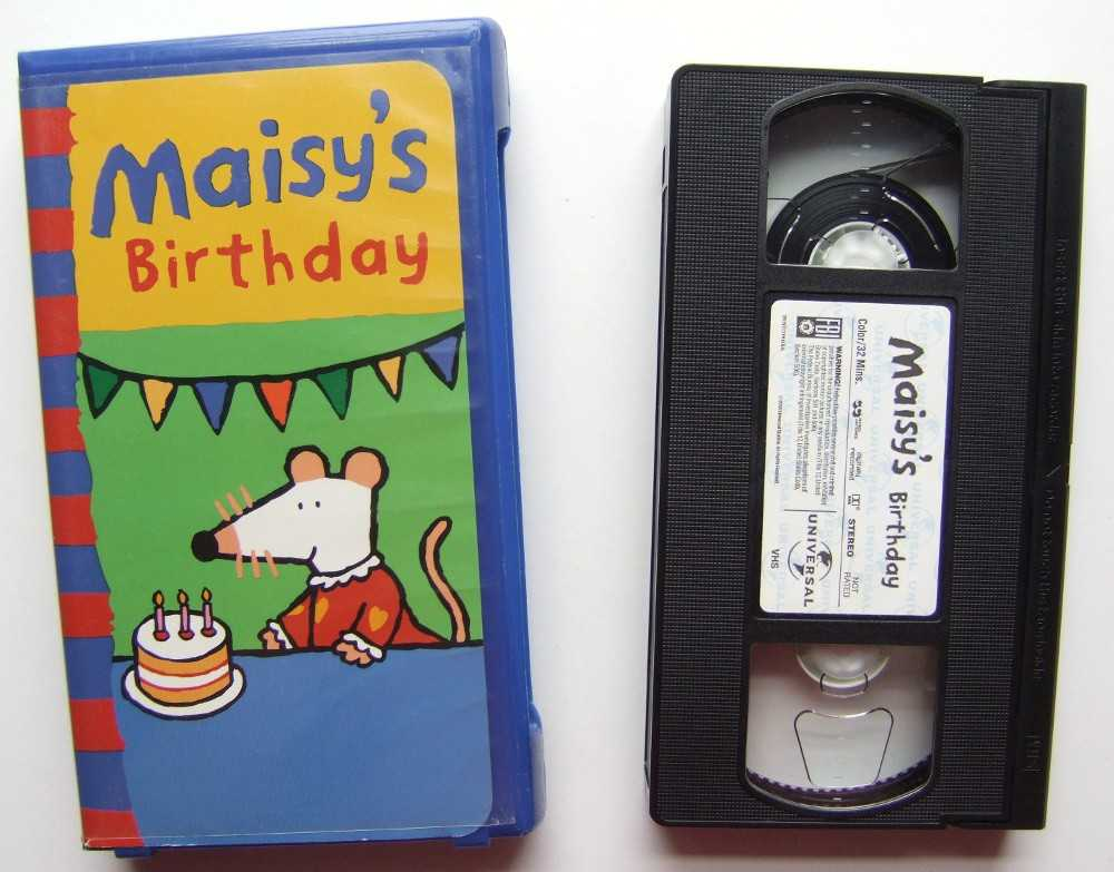 Image for Maisy: Maisy's Birthday [VHS]