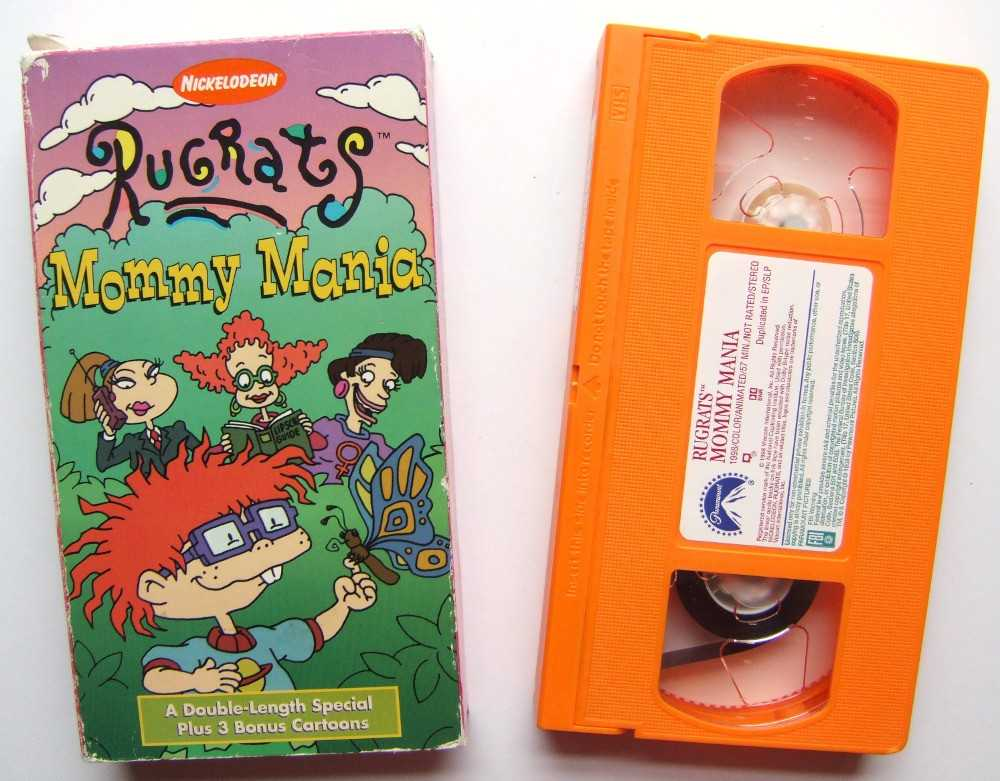 Image for Rugrats: Mommy Mania [VHS]