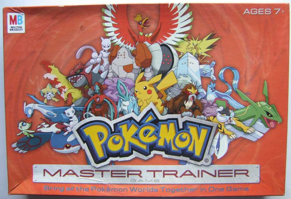 Image for Pokemon Master Trainer Game