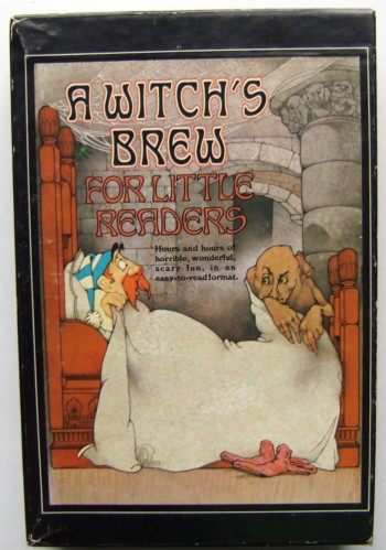 Image for A Witch's Brew for Little Readers (Including: Timothy and Two Witches; Miss Clafooty and the Demon; and more)