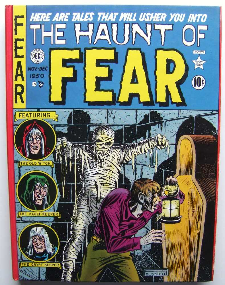 Image for The Haunt of Fear, Volume 1, No. 1-6