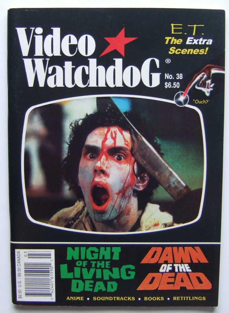 Image for Video Watchdog #38 (March-April, 1997)