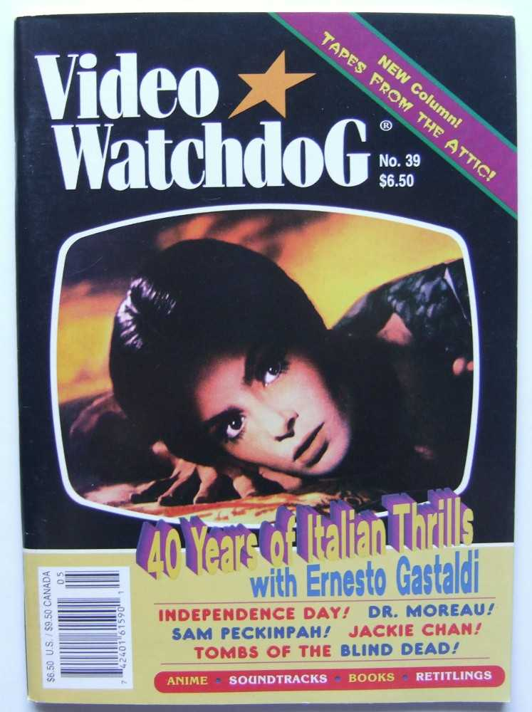 Image for Video Watchdog #39 (May - June, 1997)