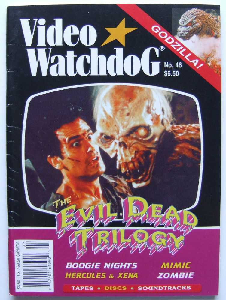 Image for Video Watchdog #46 (July-August, 1998)