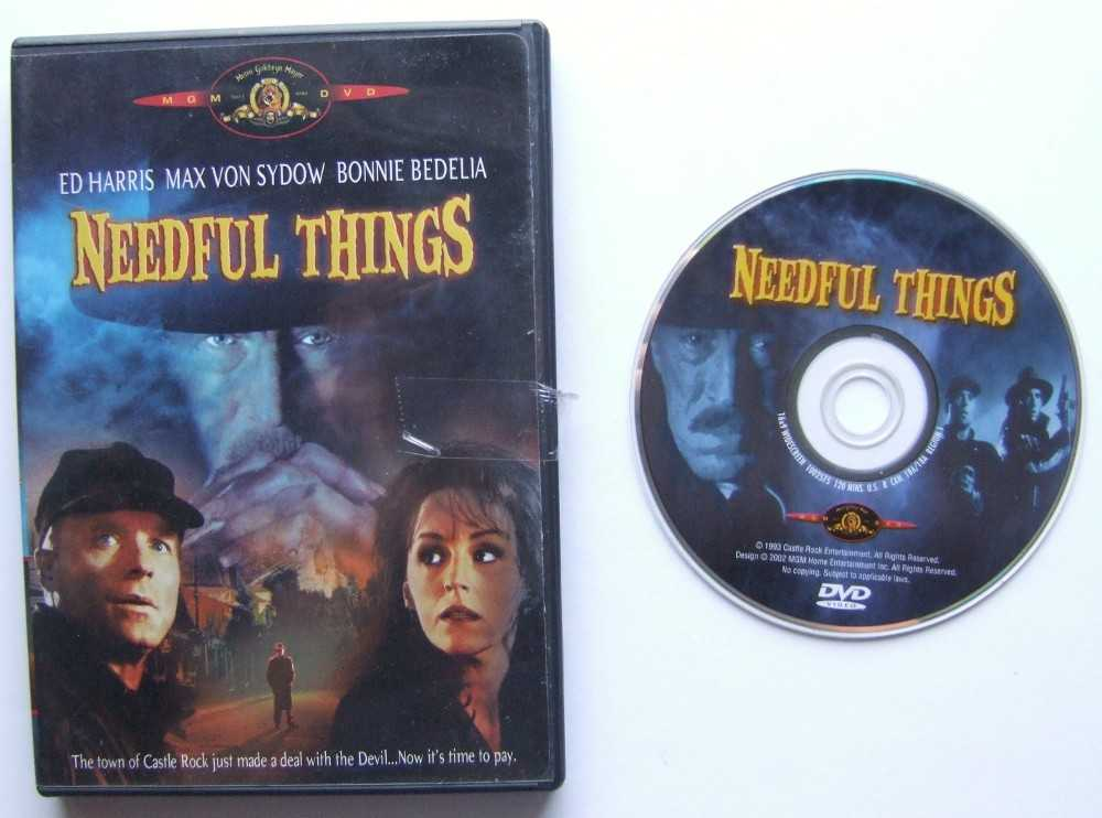 Image for Needful Things [DVD]