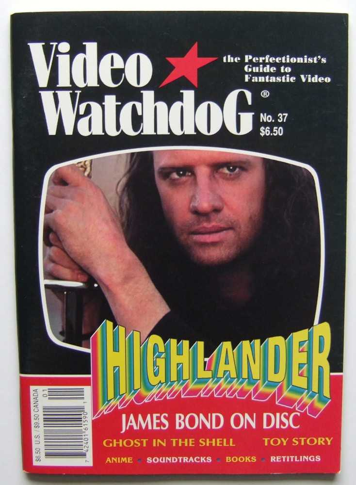 Image for Video Watchdog #37 (January - February, 1997)