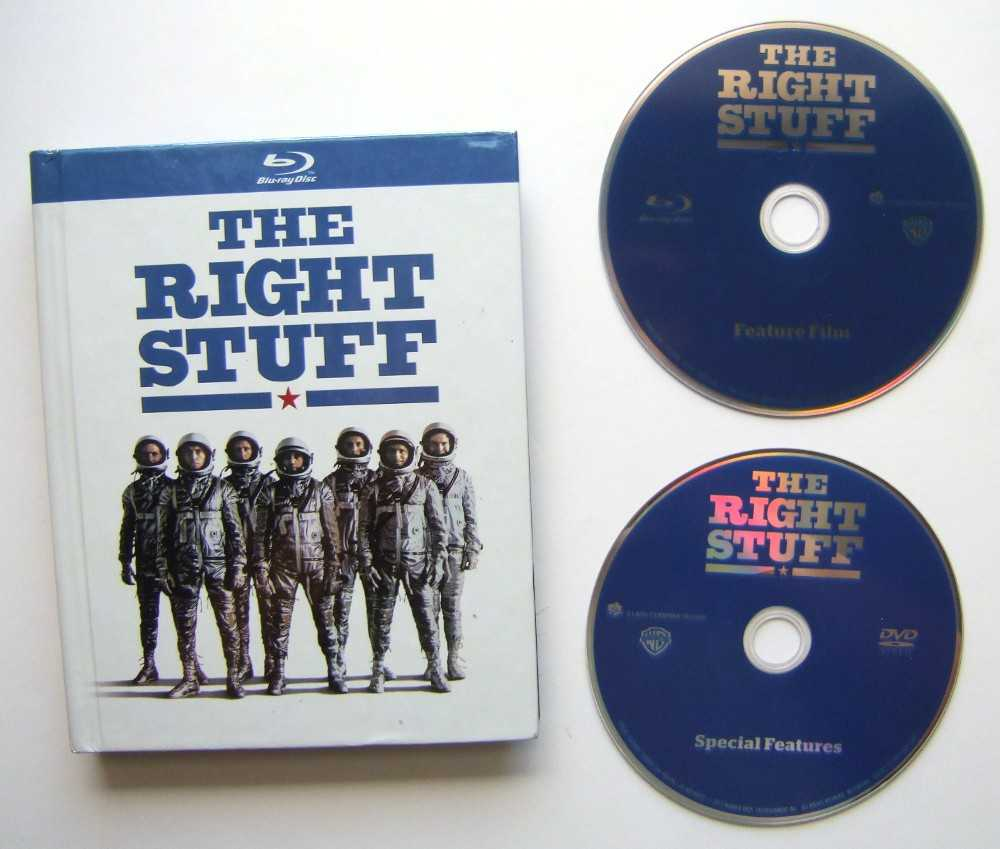 Image for The Right Stuff (30th Anniversary Edition) [Blu-ray]
