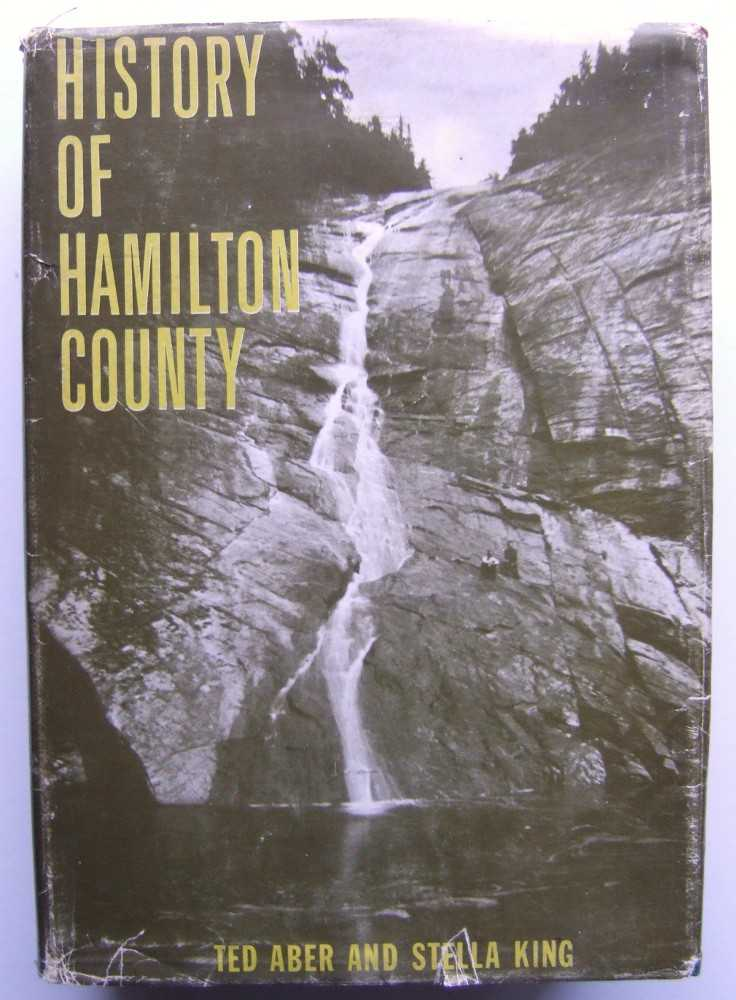 Image for The History of Hamilton County (New York State. Adirondack Region)