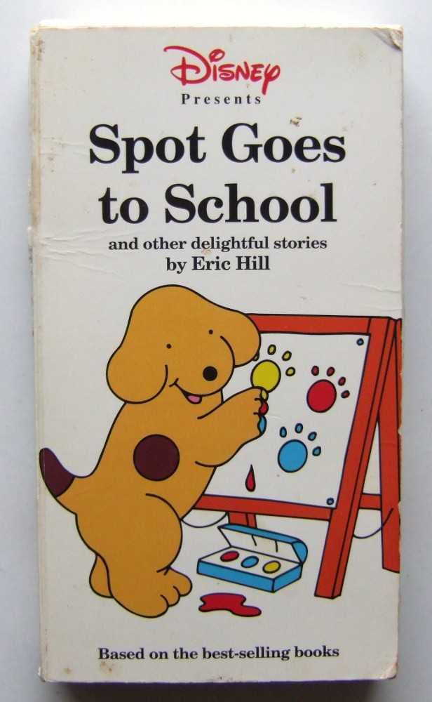 Image for Disney Presents: Spot Goes to School [VHS]