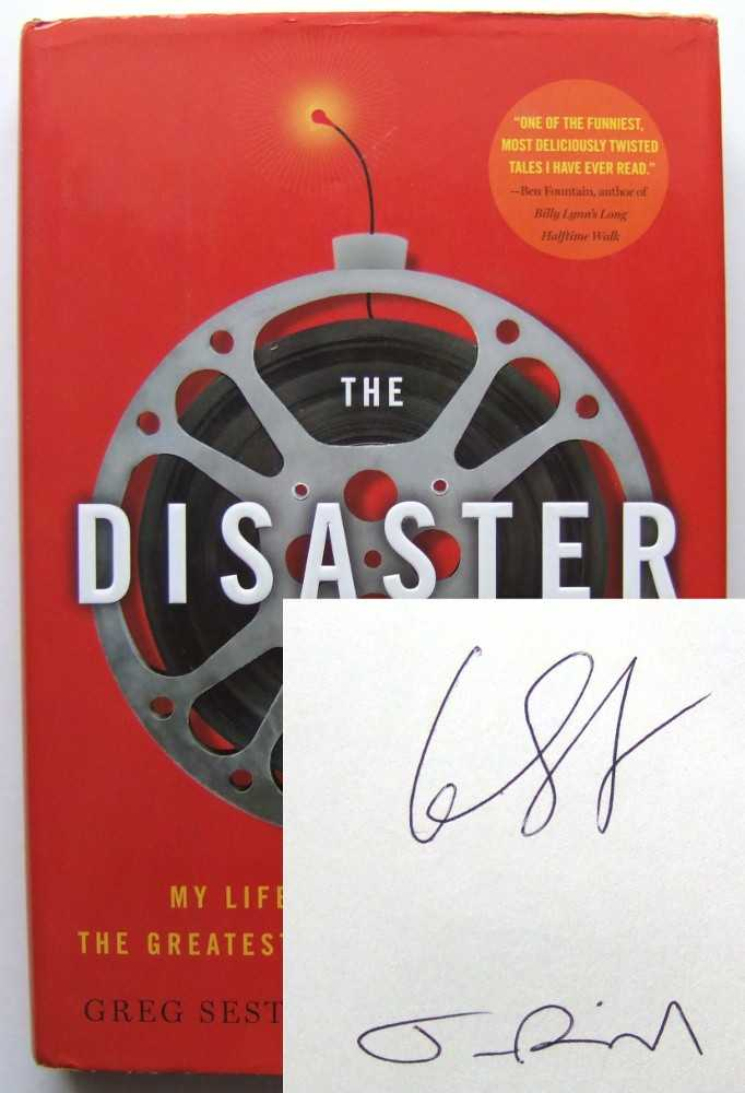 Image for The Disaster Artist: My Life Inside The Room, the Greatest Bad Movie Ever Made