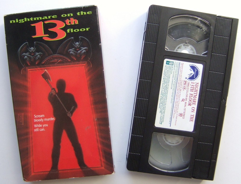 Image for Nightmare on the 13th Floor [VHS]